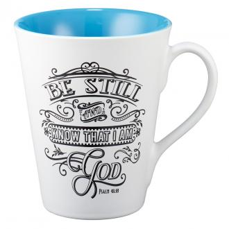 MUG 436 Kopp - Be Still and Know that I Am God
